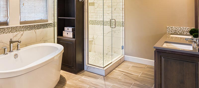 Badkamerrenovatie - plannen om uw badkamer te renoveren?
